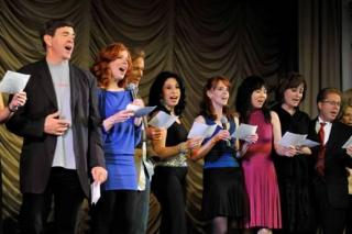 Performer's in Astor's Magee Hickey Cabaret Fundraiser