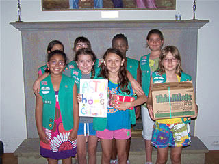 Girl Scouts - Arlington, NY school district