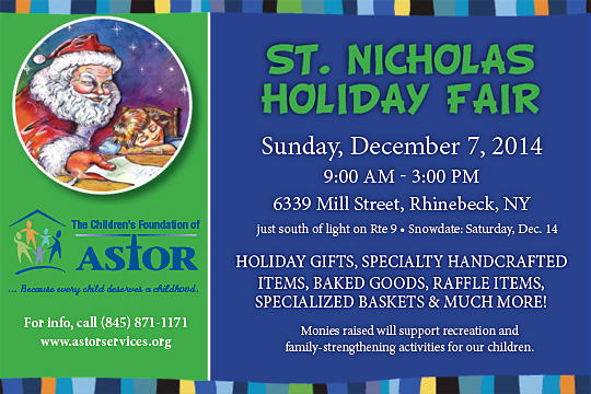 St. Nicks info card