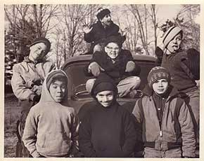 boys from Astor Home c. 1965