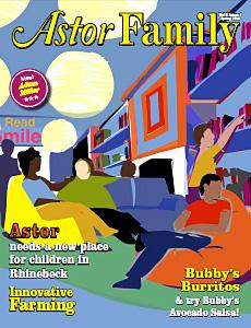 2016 Spring Astor Family Magazine