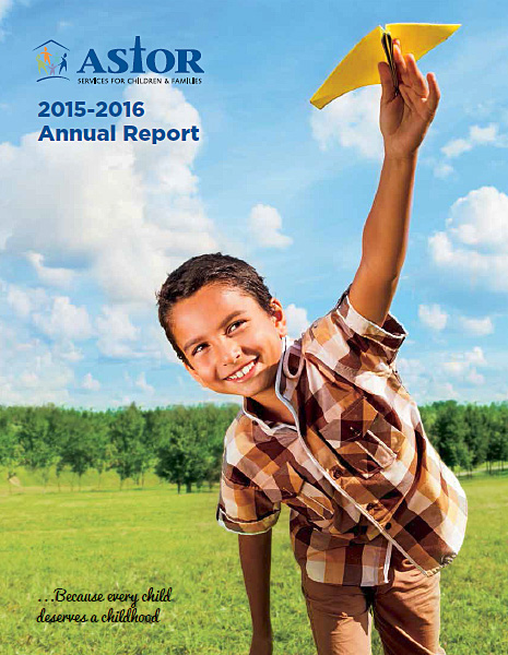 Astor Annual Report 2015-2016