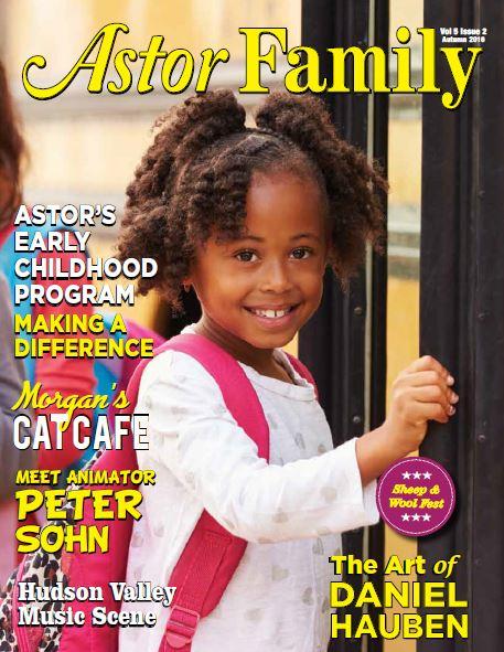 Astor Family Magazine 2016