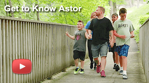 [video] Get to Know Astor