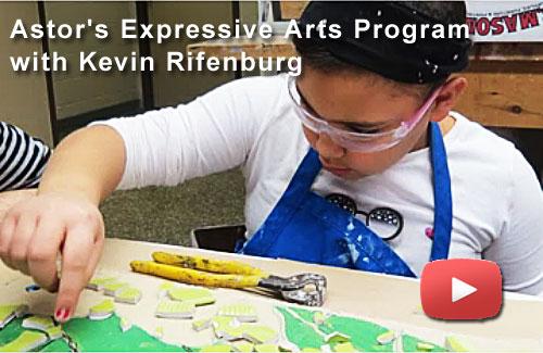 [video] Expressive Arts Program