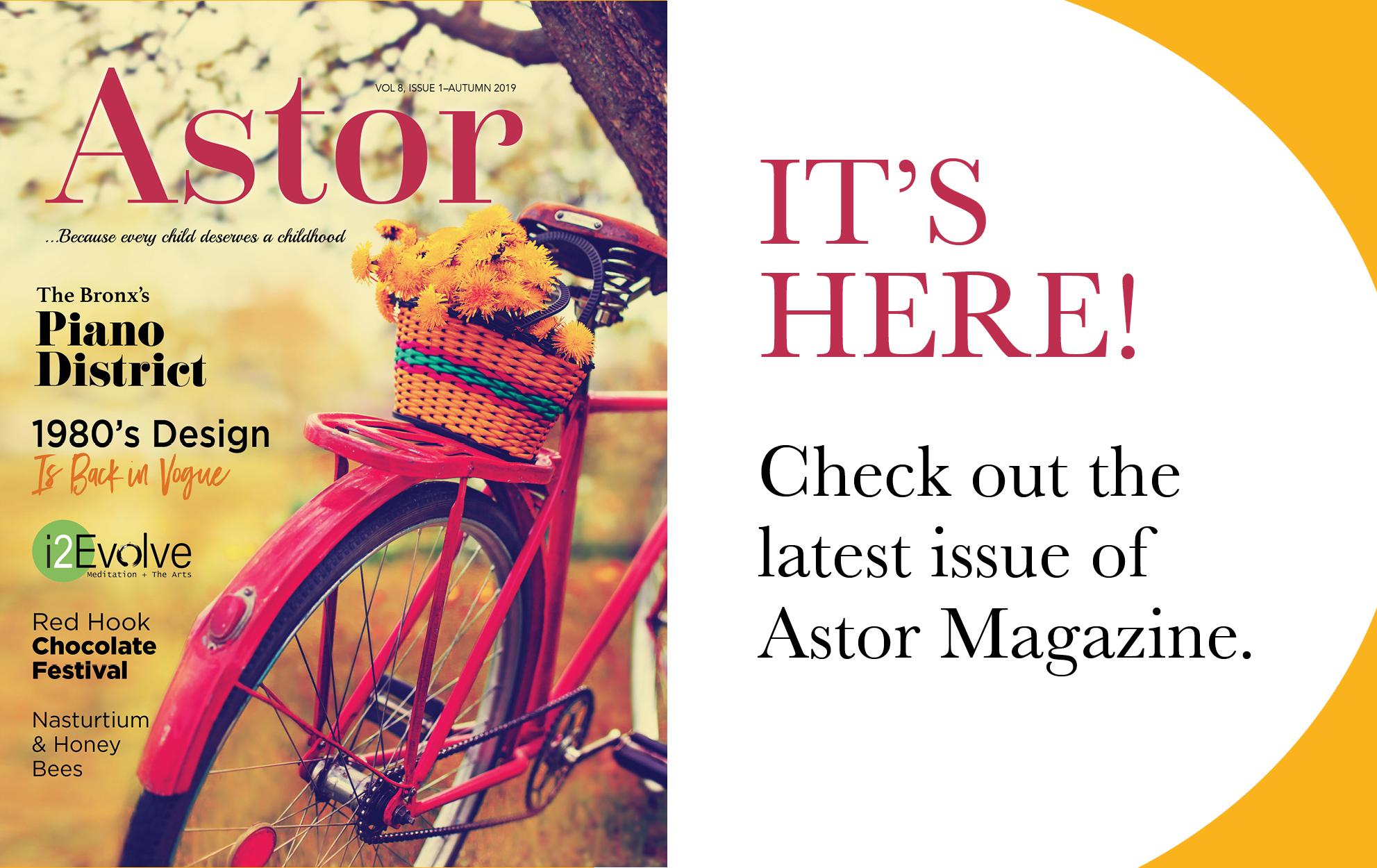 Astor Magazine