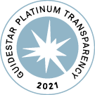Guidestar Transparency Platinum Seal 2021